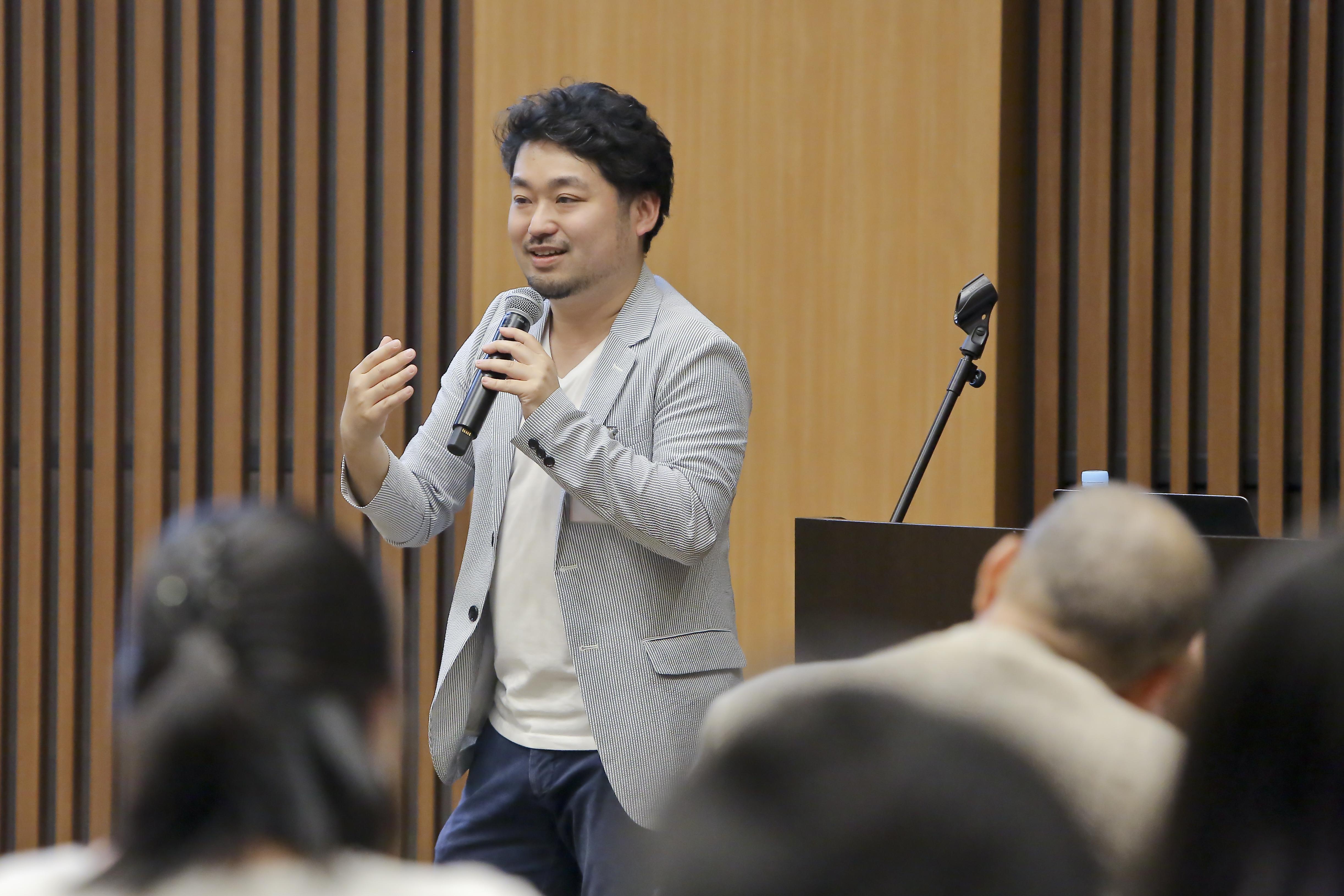 弊社CEO熊谷が「HRカンファレンス」に登壇しました!